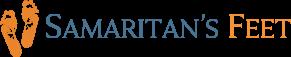 Samaritans Feet Logo Image